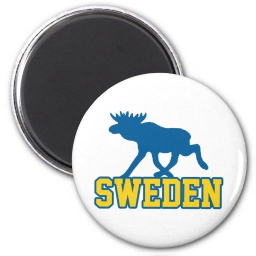 Schweden Kühlschrankmagnete