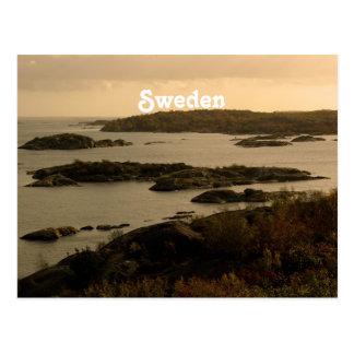 Schweden Postkarten