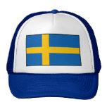 Schweden - schwedische Flagge Truckermützen