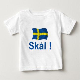 Schweden Skal! T Shirts