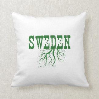 Schweden-Wurzeln Kissen