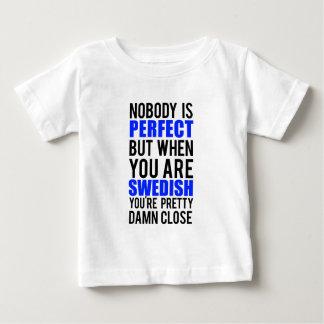 Schwedisch Baby T-shirt