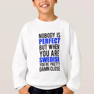 Schwedisch Sweatshirt