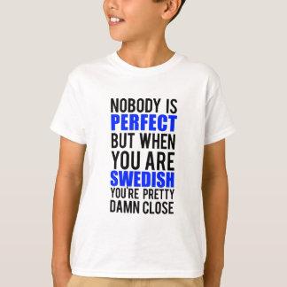 Schwedisch T-Shirt