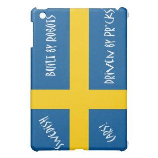 Schwedische Flagge iPad Mini Hülle