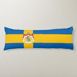 Schwedische Flagge Seitenschläferkissen
