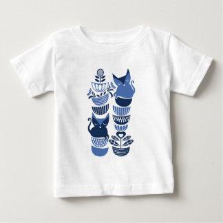 Schwedische Volkskatzen I Baby T-shirt