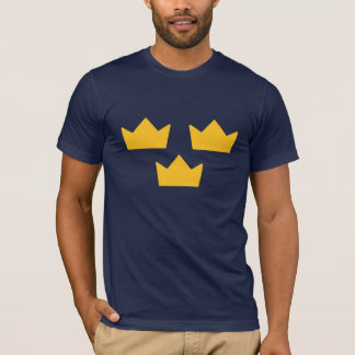 Schwedischer Hockey-T - Shirt
