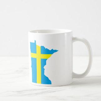 Schwedischer Minnesotan Kaffeetasse