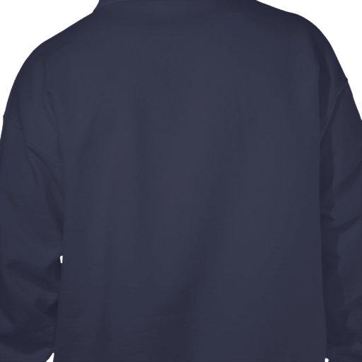 Schwedisches Medaillon-Kleid Kapuzensweatshirts