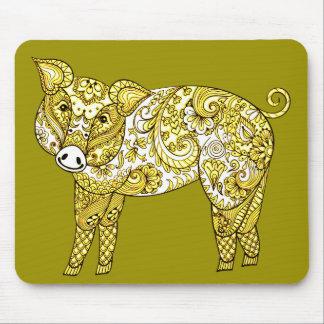 Schwein 2 mousepads