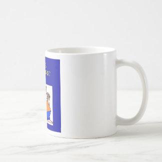 Schwein des männlichen Chauvinisten Kaffeetasse