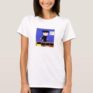 Schwein-Diplom T-Shirt