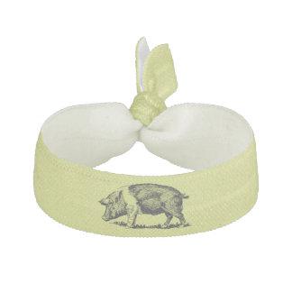 Schwein Haarband
