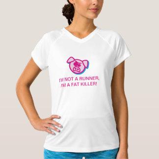 SCHWEIN - ich bin NICHT EIN LÄUFER, ich bin EIN T-Shirt