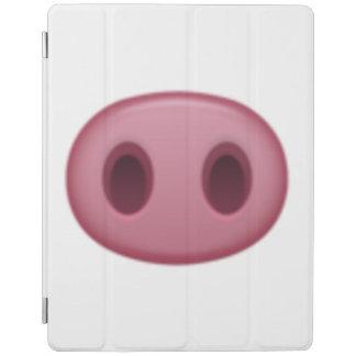 Schwein-Nase - Emoji iPad Hülle