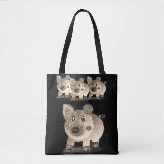 Schwein-Taschentasche Tasche