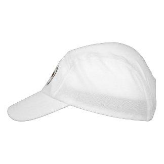 Schwein-u. Gersten-Hut - groß für Läufer Headsweats Kappe