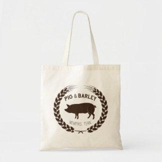 Schwein- u. Gerstenmarkt-Tasche Tragetasche