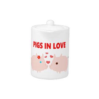 Schweine in der Liebe