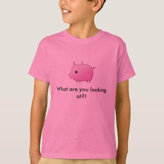 Schweine T-Shirt