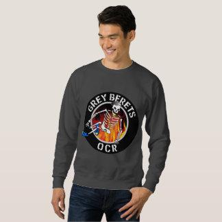Schweiss-Shirt dunkelgrau Sweatshirt