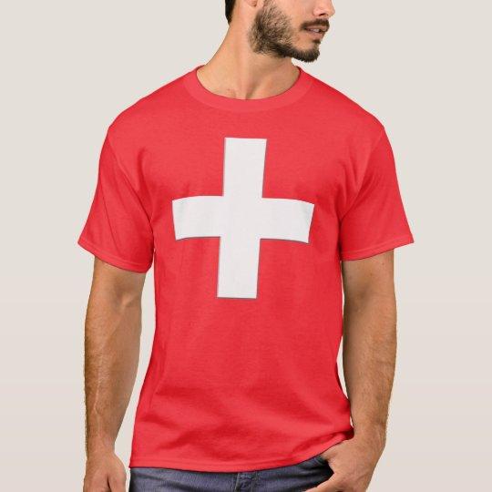 Schweiz Suisse Svizzera Helvetia Switzerland T-Shirt