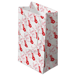 Schweiz Suisse Svizzera Svizra Geschenkstüte Kleine Geschenktüte