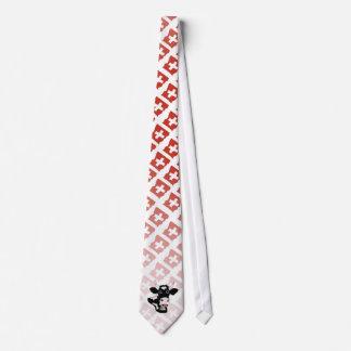 Schweiz Suisse Svizzera Svizra / Krawatte