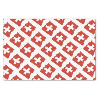 Schweiz Suisse Svizzera Svizra Seidenpapier