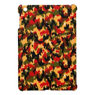 Schweizer Alpenflage CAMOUFLAGE iPad Mini Hülle