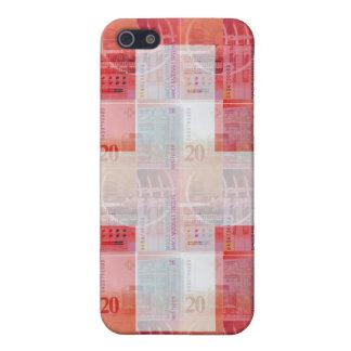 Schweizer Geld u. Flagge iPhone 5 Case