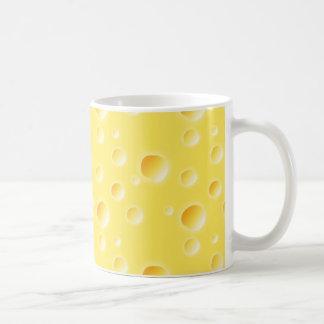 Schweizer Käse für Ihre Maus Kaffeetasse