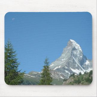 Schweizer Matterhorn Mousepad