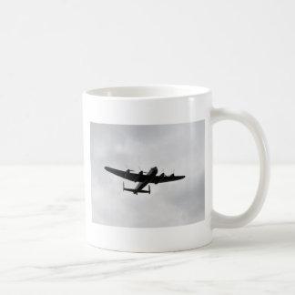 Schwerer Bomber Lancasters Kaffeetasse