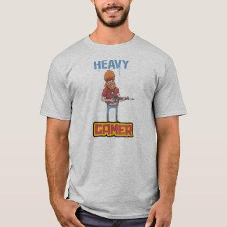 Schwerer Gamer T-Shirt