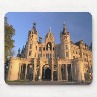 Schwerin-Schloss in Deutschland Mauspads