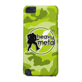 Schwermetall hellgrüne Camouflage Tarnung