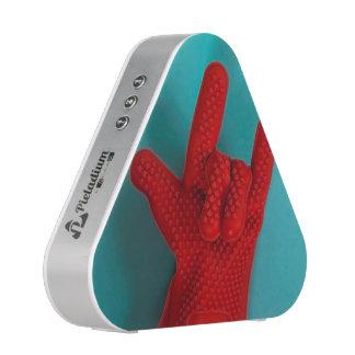 Schwermetallofen-Mitt will Sie… Bluetooth Lautsprecher