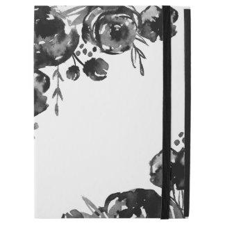 Schwermütiges Aquarell BlumeniPad Profall