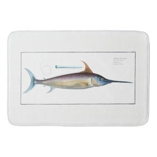 Schwertfisch-Duschen-Matte Badematte
