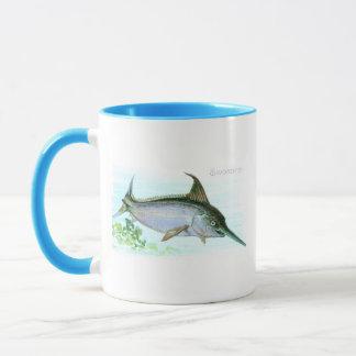 Schwertfische Tasse