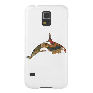 Schwertwal-Glück Samsung Galaxy S5 Hülle