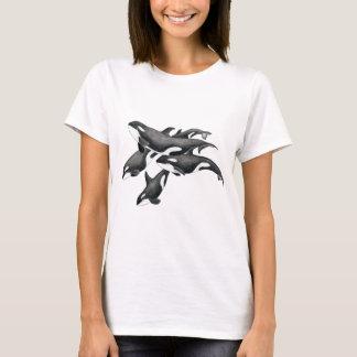 Schwertwal-Hülse T-Shirt