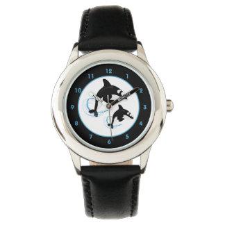 Schwertwal-Killerwal Uhr