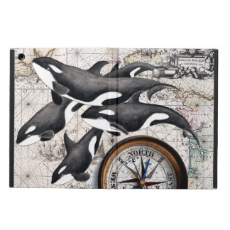 Schwertwal-Seekompaß