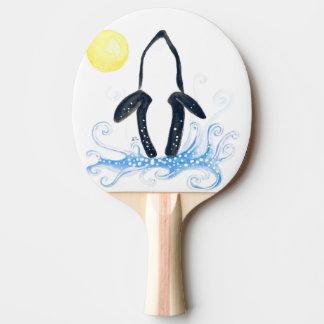 Schwertwalmond Tischtennis Schläger