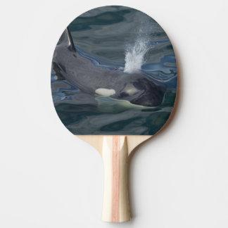 Schwertwalschlag Tischtennis Schläger