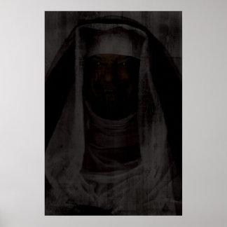 Schwester-Marysicko-Druck Poster