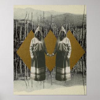 Schwester-Wald Poster